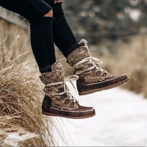 Muk Luks Lilly Boots